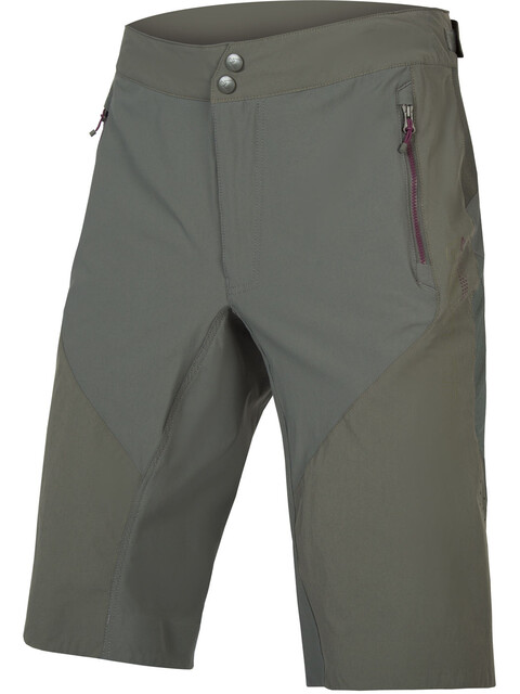 Endura MTR II Baggy Shorts Men, khaki